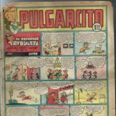 Tebeos: PULGARCITO Nº 234 - BRUGUERA - DICIEMBRE 1951 - ORIGINAL - VER DESCRIPCION. Lote 288364393