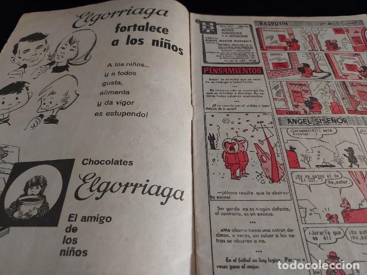 Tebeos: EL DDT / REVISTA PARA LOS JÓVENES / 627 / 3 PTAS / AÑO 1963 / ESTADO NORMAL - Foto 2 - 288365233