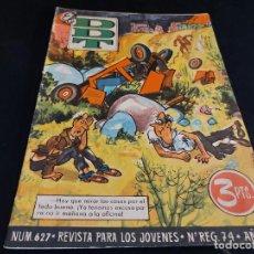 Tebeos: EL DDT / REVISTA PARA LOS JÓVENES / 627 / 3 PTAS / AÑO 1963 / ESTADO NORMAL. Lote 288365233