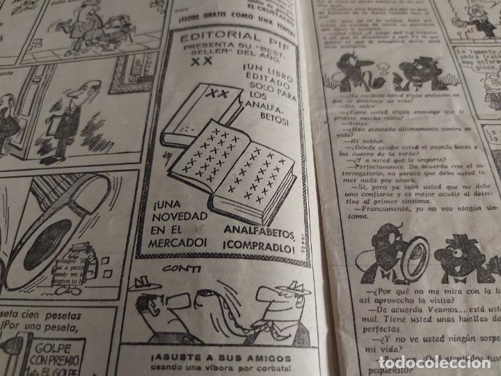 Tebeos: EL DDT / REVISTA PARA LOS JÓVENES / 516 / 2,50 PTAS / AÑO 1961 / ESTADO NORMAL - Foto 2 - 288365423