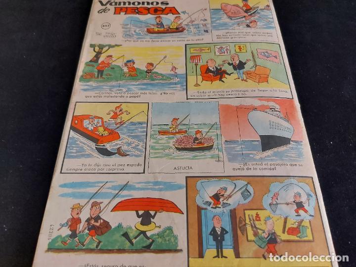 Tebeos: EL DDT / REVISTA PARA LOS JÓVENES / 516 / 2,50 PTAS / AÑO 1961 / ESTADO NORMAL - Foto 7 - 288365423