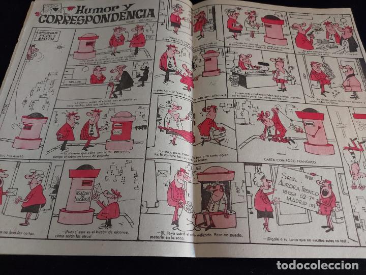 Tebeos: EL DDT / REVISTA PARA LOS JÓVENES / 657 / 3,50 PTAS / AÑO 1963 / ESTADO NORMAL - Foto 3 - 288365858