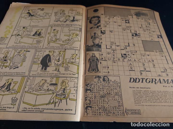 Tebeos: EL DDT / REVISTA PARA ADULTOS / 711 / 5 PTAS / AÑO 1964 / ESTADO NORMAL - Foto 4 - 288366893
