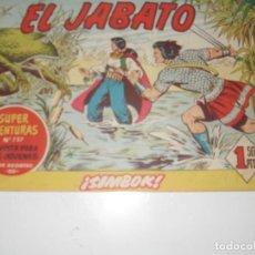 Tebeos: EL JABATO 234.ORIGINAL.EDITORIAL BRUGUERA,AÑO 1958.. Lote 288377283