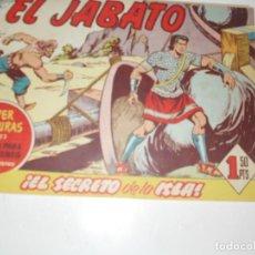 Tebeos: EL JABATO 232.ORIGINAL.EDITORIAL BRUGUERA,AÑO 1958.. Lote 288377878
