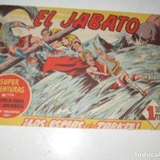 Tebeos: EL JABATO 230.ORIGINAL.EDITORIAL BRUGUERA,AÑO 1958.. Lote 288378123