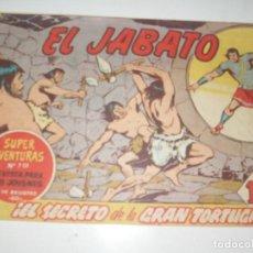 Tebeos: EL JABATO 223.ORIGINAL.EDITORIAL BRUGUERA,AÑO 1958.. Lote 288379283