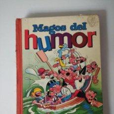 Tebeos: MAGOS DEL HUMOR VII AÑO 1972. Lote 288414483