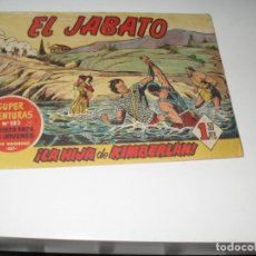 Tebeos: EL JABATO 44.PRIMEROS NUMEROS.ORIGINAL.EDITORIAL BRUGUERA,AÑO 1958.. Lote 288455378