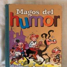 Tebeos: MAGOS DEL HUMOR I - MORTADELO, BOTONES SACARINO, AGAMENÓN, DON PÍO, ROMPETECHOS. Lote 288489658