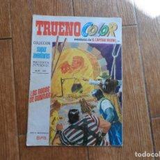 Tebeos: CAPITAN TRUENO COLOR Nº 90 1 EPOCA EDITORIAL BRUGUERA. Lote 288501568