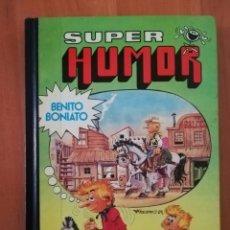 Tebeos: BENITO BONIATO SUPER HUMOR 1. Lote 288520428