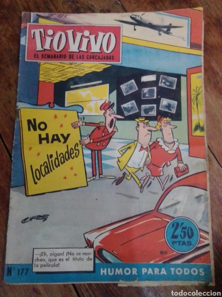 TÍO VIVO N° 177 (Tebeos y Comics - Bruguera - Tio Vivo)