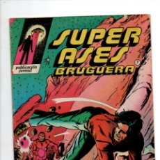 Tebeos: SUPER ASES Nº 7. BRUGUERA 1978. Lote 288560473