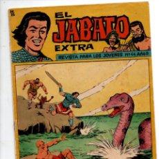 Tebeos: EL JABATO Nº 44. EXTRA. AÑO II. BRUGUERA 1963. Lote 288560628