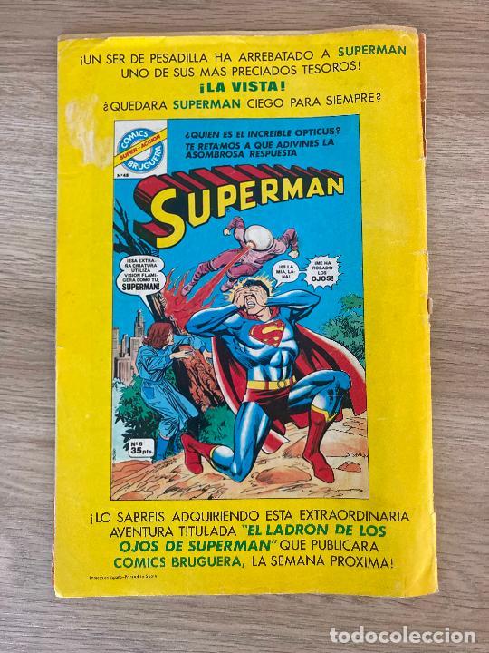 Tebeos: SUPERMAN Nº 7. BRUGUERA 1979 - Foto 3 - 288562743