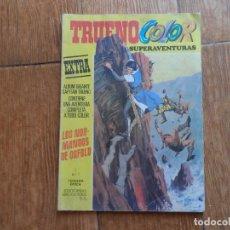 Tebeos: CAPITAN TRUENO COLOR Nº 1. TERCERA ÉPOCA. LOS NORMANDOS DE OSFOLD EDITORIAL BRUGUERA 1978. Lote 288568323
