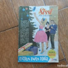 Tebeos: SISSI EXTRA PARA 1962, EDITORIAL BRUGUERA. Lote 288570008