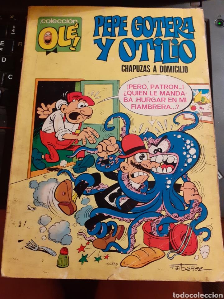 COLECCION OLE 1 1A EDICION (Tebeos y Comics - Bruguera - Ole)