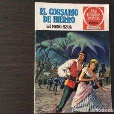Tebeos: EL CORSARIO DE HIERRO SERIE ROJA NUMERO 1. Lote 288604588