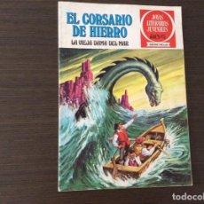 Tebeos: EL CORSARIO DE HIERRO SERIE ROJA NUMERO 2. Lote 288620413