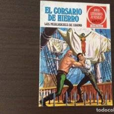 Tebeos: EL CORSARIO DE HIERRO SERIE ROJA NUMERO 3. Lote 288623928