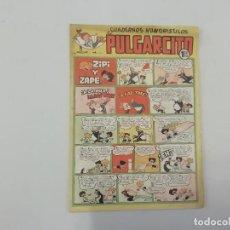 Tebeos: PULGARCITO - Nº 192 - CUADERNOS HUMORÍSTICOS - BRUGUERA - ORIGINAL AÑOS 50. Lote 288629968