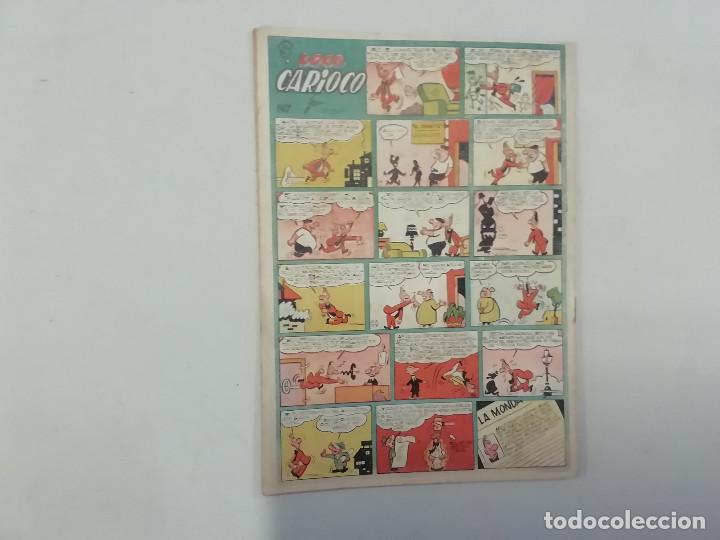 Tebeos: PULGARCITO - Nº 197 - ÁLBUM INFANTIL - BRUGUERA - ORIGINAL AÑOS 50 - Foto 2 - 288630793