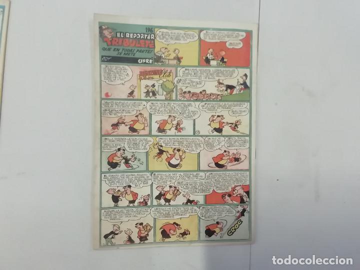 Tebeos: PULGARCITO - Nº 196 - CUADERNOS HUMORÍSTICOS - BRUGUERA - ORIGINAL AÑOS 50 - Foto 2 - 288631038