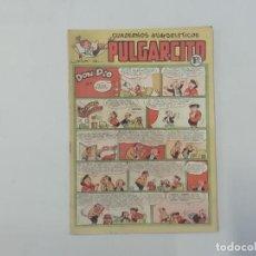 Tebeos: PULGARCITO - Nº 194 - CUADERNOS HUMORÍSTICOS - BRUGUERA - ORIGINAL AÑOS 50. Lote 288631333