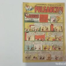 Tebeos: PULGARCITO - Nº 204 - CUADERNOS HUMORÍSTICOS - BRUGUERA - ORIGINAL AÑOS 50. Lote 288631408