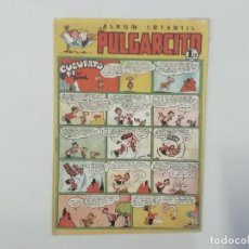 Tebeos: PULGARCITO - Nº 200 - ÁLBUM INFANTIL - BRUGUERA - ORIGINAL AÑOS 50. Lote 288631808