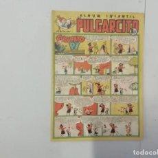 Tebeos: PULGARCITO - Nº 207 - ÁLBUM INFANTIL - BRUGUERA - ORIGINAL AÑOS 50. Lote 288632088