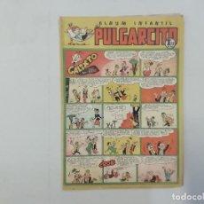 Tebeos: PULGARCITO - Nº 212 - ÁLBUM INFANTIL - BRUGUERA - ORIGINAL AÑOS 50. Lote 288633583