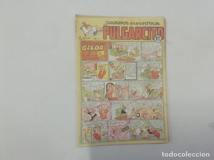 PULGARCITO - Nº 132 - CUADERNOS HUMORÍSTICOS - BRUGUERA - ORIGINAL AÑOS 50 (Tebeos y Comics - Bruguera - Pulgarcito)