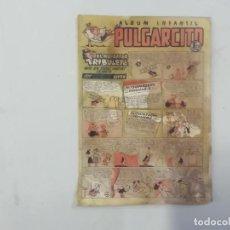 Tebeos: PULGARCITO - Nº 193 - ÁLBUM INFANTIL - BRUGUERA - ORIGINAL AÑOS 50. Lote 288633933