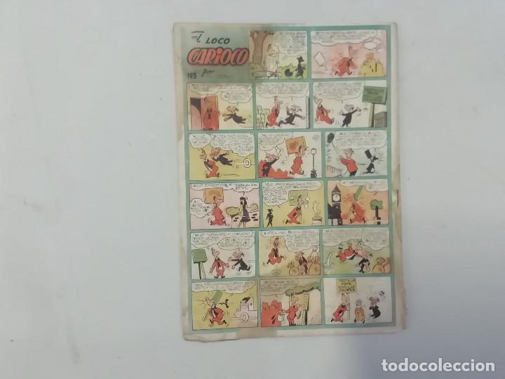 Tebeos: PULGARCITO - Nº 193 - ÁLBUM INFANTIL - BRUGUERA - ORIGINAL AÑOS 50 - Foto 2 - 288633933