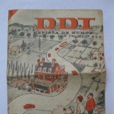 Tebeos: DDT - AÑO XV - Nº 722 - EDITORIAL BRUGUERA - AÑO 1965.. Lote 288646913
