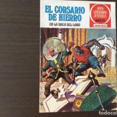 Tebeos: EL CORSARIO DE HIERRO SERIE ROJA NUMERO 4. Lote 288652423