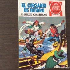 Tebeos: EL CORSARIO DE HIERRO SERIE ROJA NUMERO 5. Lote 288671233