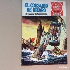 Tebeos: EL CORSARIO DE HIERRO SERIE ROJA NUMERO 6. Lote 288674768