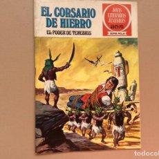 Tebeos: EL CORSARIO DE HIERRO SERIE ROJA NUMERO 7. Lote 288675763