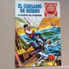 Tebeos: EL CORSARIO DE HIERRO SERIE ROJA NUMERO 8. Lote 288677863