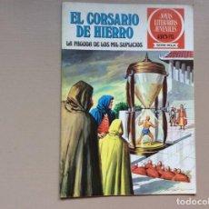 Tebeos: EL CORSARIO DE HIERRO SERIE ROJA NUMERO 9. Lote 288679343