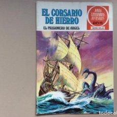 Tebeos: EL CORSARIO DE HIERRO SERIE ROJA NUMERO 10. Lote 288681163