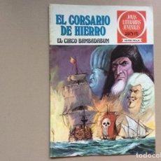 Tebeos: EL CORSARIO DE HIERRO SERIE ROJA NUMERO 11. Lote 288686783