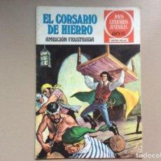 Tebeos: EL CORSARIO DE HIERRO SERIE ROJA NUMERO 12. Lote 288690573