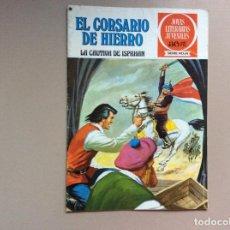 Tebeos: EL CORSARIO DE HIERRO SERIE ROJA NUMERO 13. Lote 288694718