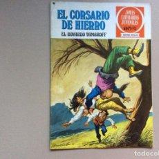 Tebeos: EL CORSARIO DE HIERRO SERIE ROJA NUMERO 14. Lote 288695748