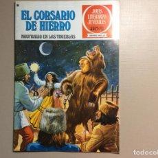 Tebeos: EL CORSARIO DE HIERRO SERIE ROJA NUMERO 15. Lote 288696753